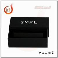 China supplier Whosale stingray mechanical mod clone smpl mod