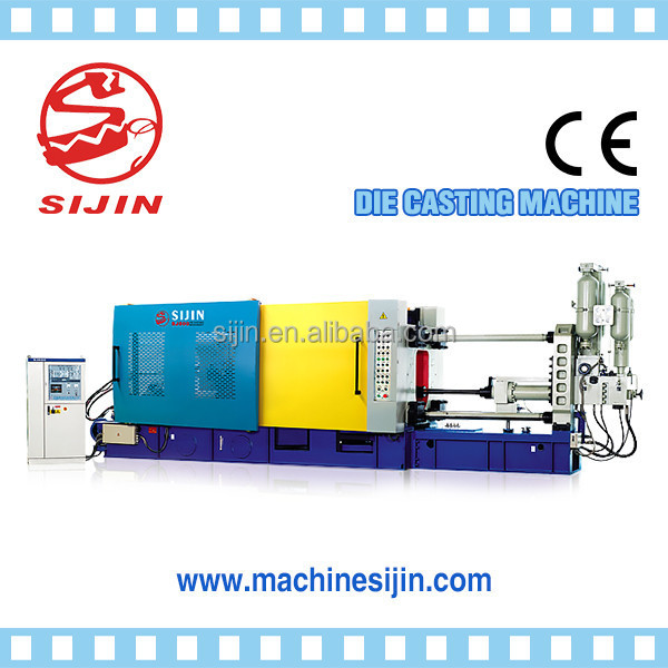 SIJIN zamak wheel weight die casting machine--680ton