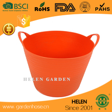 ccolorful and flexible china produce kids bath tubs,french flower bucketfoot spa bucket
