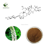 High quality natural triterpene glycosides black cohosh saponins 2.5% 5%