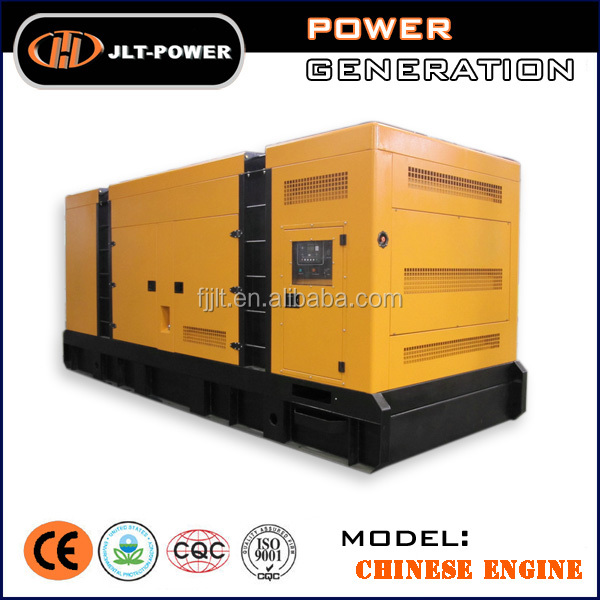 Chinese brand electric Diesel generator price 100KW