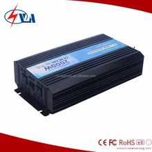 2000w 48v 220v solar pure sine wave hybrid power inverter with charger