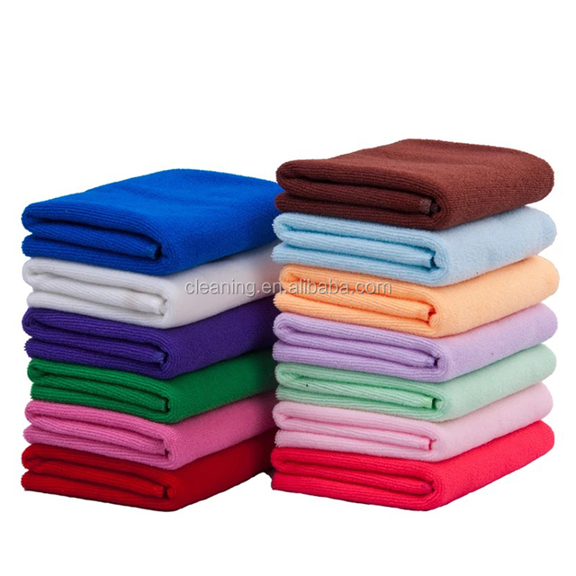 Super absorbent multipurpose microfiber household cleaning dusting cloths