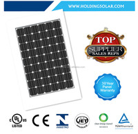 China factory competitive price high quality 245w mono solar pv panel