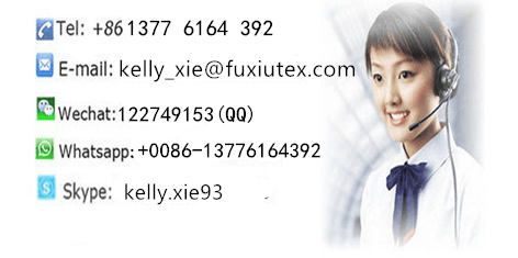 contact with us..