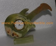 Onyx Guitar Clock manufacture wholesaler and exporter from Pakistan
