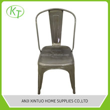 High Quality Colorful Modern Metal Frame Chair