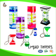 Spiral Timer Liquid Motion Timer Toy