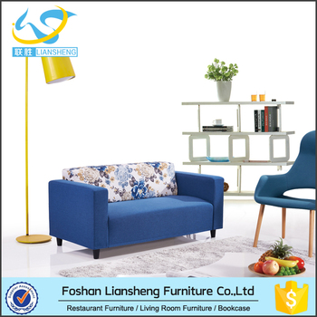 Foshan Market Wholesale Cheap Price Fabric Living Room