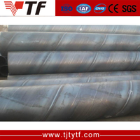 china supplier spiral steel pipe quotation format
