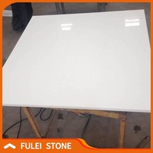 High quality best price china nano crystal white marble glass stone
