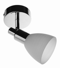 CE&RoHS certificates 1 years warranty white glass shade 3w LED spotlight