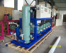 paralleled refrigeration unit for cold storage with Dorin compressor