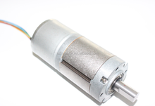 42mm diameter DC brushless planetary geared motor