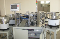 infusion set assembly producing line update technology in 2015