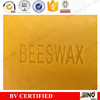 China suppliers cheap price yellow pellets organic beeswax