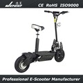 two wheel CE approved adult electric scooter 2015 new arrival Rohs with motor hub 8inch