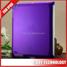cover for apple ipad 5 transparent tpu back skin cover slim case