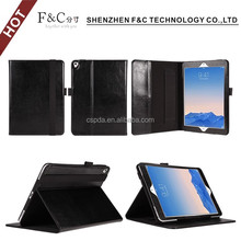 Shenzhen F&C durable easy to install and remove fancy cover smart stand case for ipad air 2 3