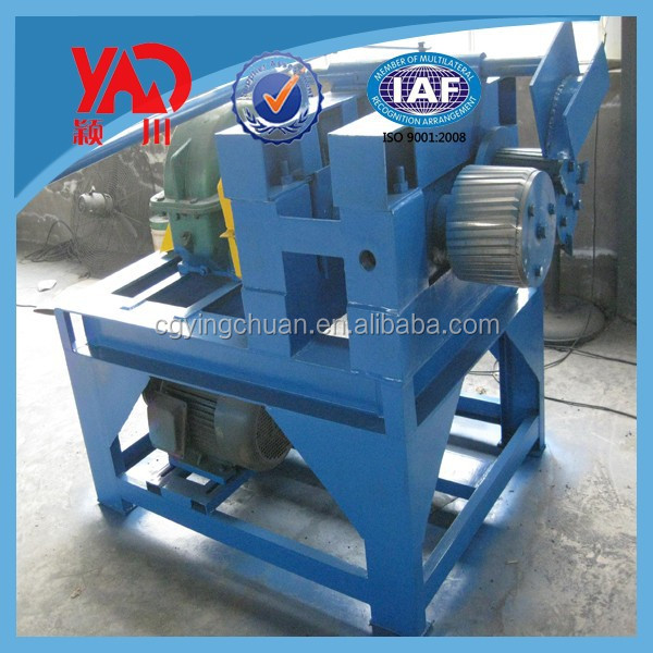 Waste Tire Recycling Machine Tire Wire Drawing Machine/Tire cutting machine