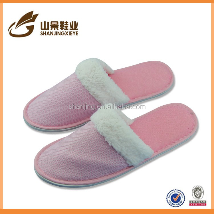 new model woman sandal plate rubber wool slippers
