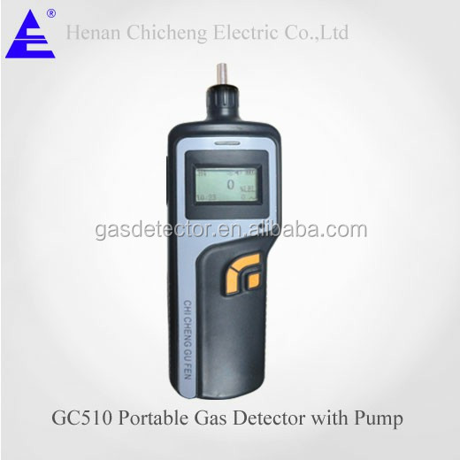 Poisonous gas detector with suck pump for ph3 for agriculture fumigant