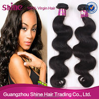 Best selling factory price 100% virgin brazilian human hair