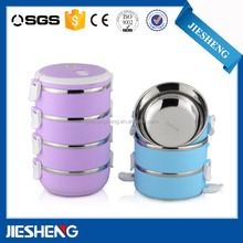 3 multi compartment insulated food container