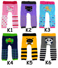 New style baby pants wholesale kids long pants 100% cotton baby leggings Pants