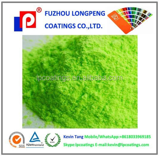 Polyester System Thermosetting Powder Coating