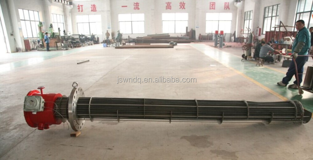 customized electric heating rods used for all kind of industrial electric heater