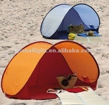 Pop up Instant Ultra Light Portable Beach Camper Sun Shelter Tent