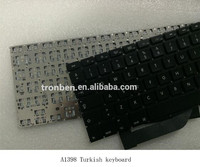 "Genuine new for Macbook Pro Retina 15"" A1398 Keyboard & Backlight Turkish language Layout 2012 2013"