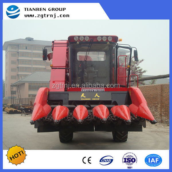 TR9988-5600 self-propelled combine 5 rows harvester