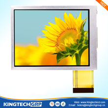 Full angle transflective color 640*480 3.5 inch tft lcd panel
