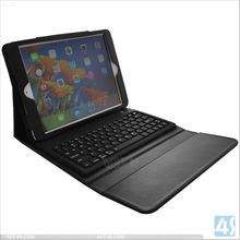 Wireless Silicone Bluetooth keyboard with Leather Case for iPad Air P-IPD5CASE044