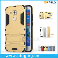 Hot Sale iron Man Armor Phone Case For Huawei Nova Plus Kickstand Case