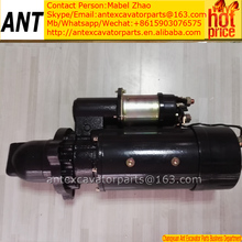 24 volt engine starter generator starting motor 6V5227 for articulated dump trucks d25d d30d