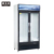 600L Double Swing Doors Upright Commercial Beverage Display Cooler supermarket glass door 1000MM Chiller Showcase