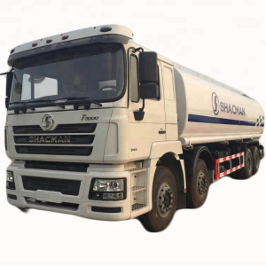 Low price Shacman 8X4 20000 liters water tanker 5000 gallon water tank truck for Uganda