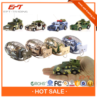 Hot selling kids grenade 4CH mini rc car for sale