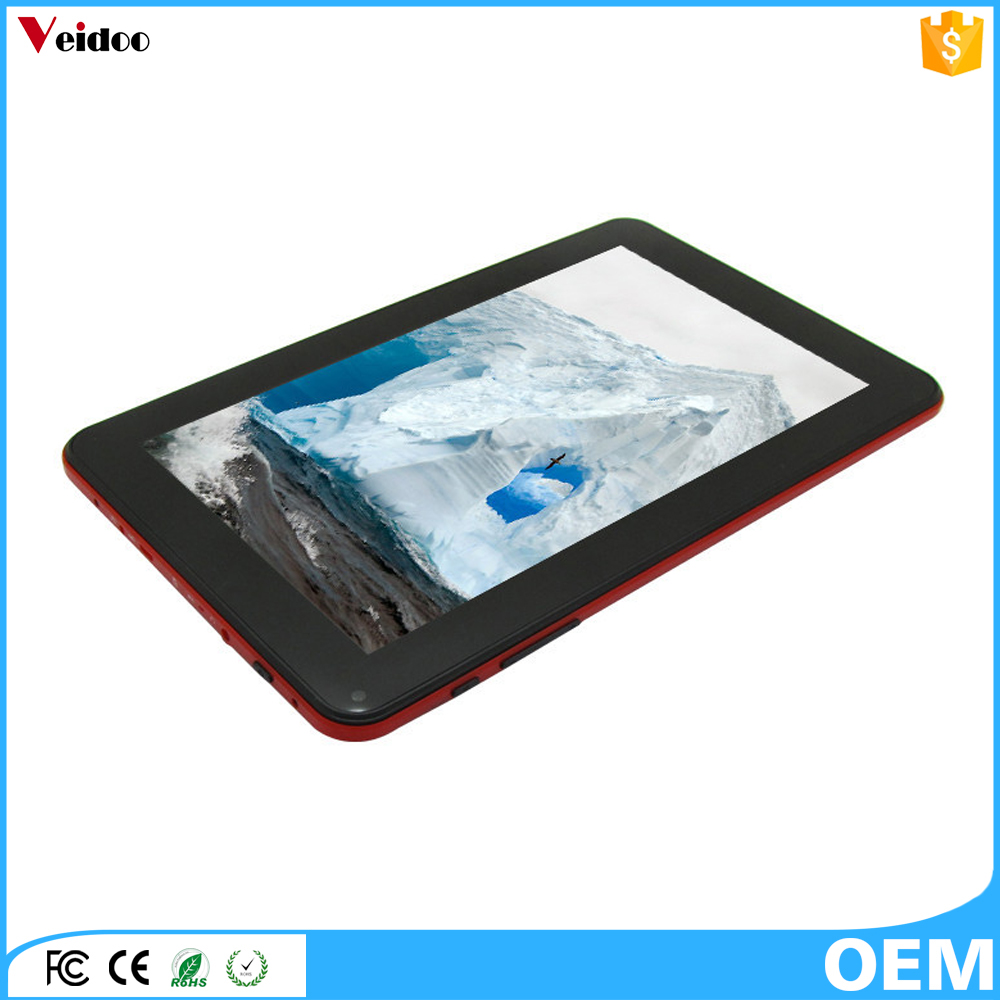 free shipping 9 inch quad core android 1G DDR brand your own tablet custom made tablet pc