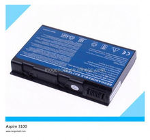 6 cells 4400mah battery for Acer 3100 Laptop battery for Acer forAspire 3100 power bank for notebook