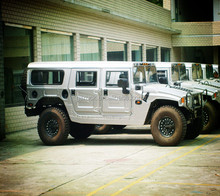 High quality Dongfeng Hummer off road car for military use