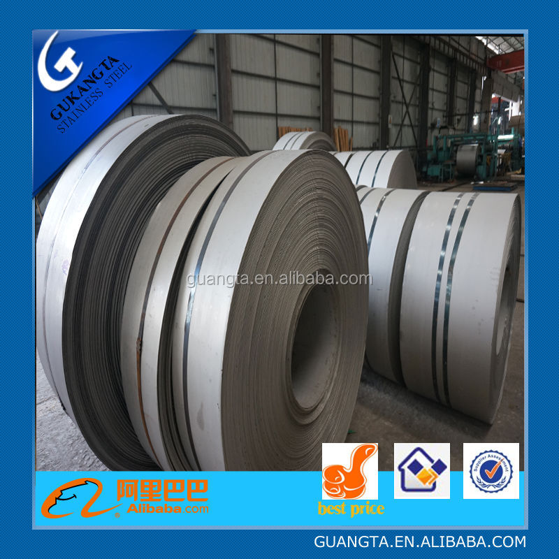 2014 hot selling cold rolled stainless steel coil 410