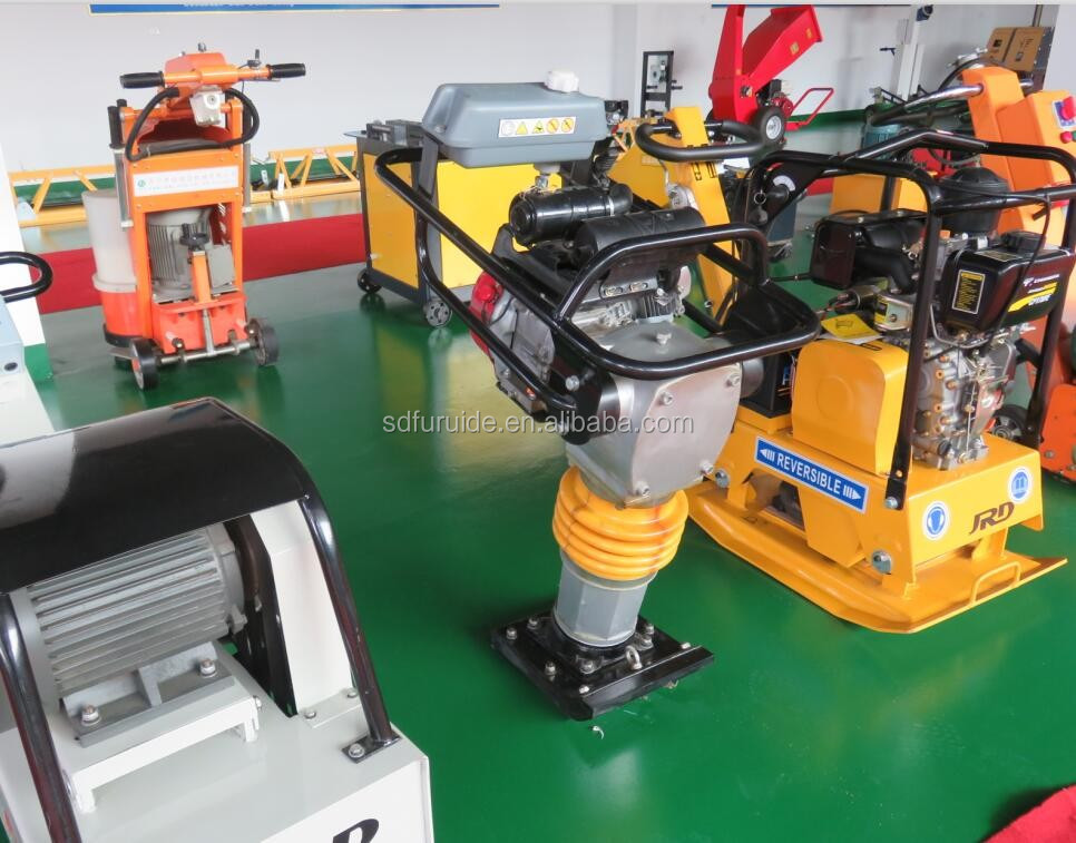 Light compaction equipment Honda gasoline tamping rammer (FYCH-80)