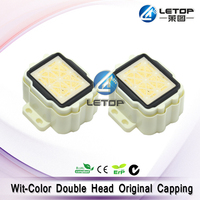 original!!!Wit color ultra 9000 dx5 printhead cap top capping,double head
