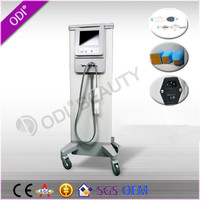 40.68mhz anti aging wrinkle portable thermagie skin tightening super high frequency machine(OD-R80)