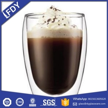 2017 double wall glass cup with silicone lid, silicon coffee cup with lids, silicone lids for cups for storage