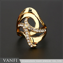 2018 china supplier fashion jewelry new products WHOLESALE new gold ring models for women